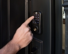 Touchscreen Door Lock & State of the Art Security